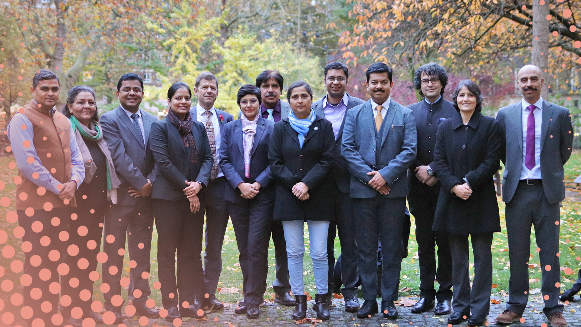 Meet our Chevening Gurukul Fellows