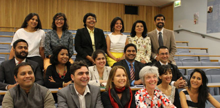 India Journalism Programme concludes with stellar symposium