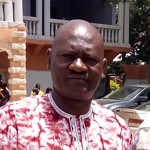 Dr Joseph Peter Ochogwu
