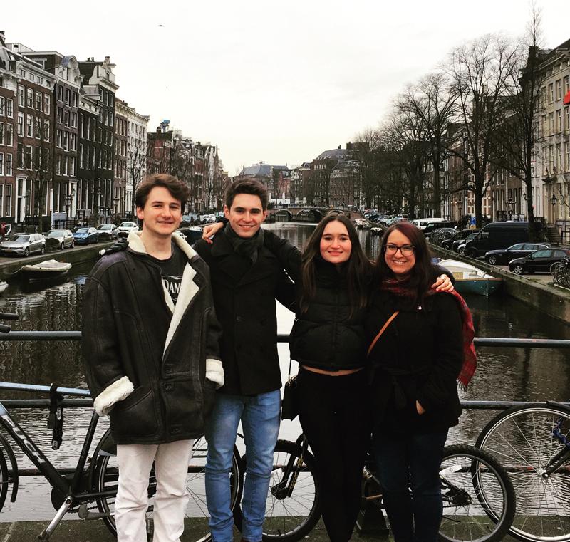 Amsterdam Cheveners