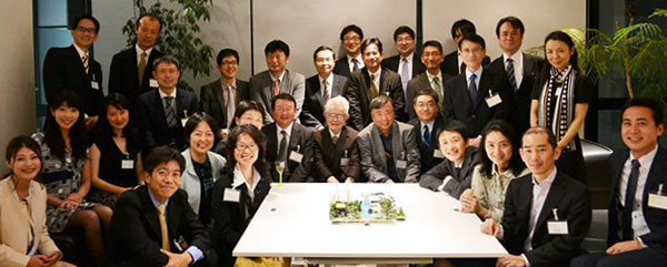 Pan-Asian conference inspires launch of alumni network in Japan