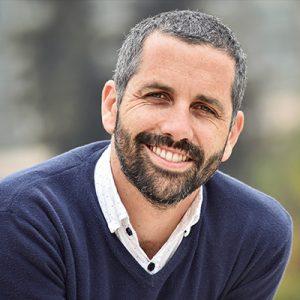 Juan Pablo Larenas headshot