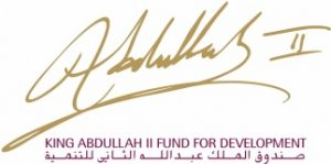 KING ABDULLAH II FUND FOR DEVELOPMENT logo