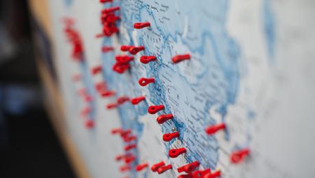 Map- anywhere else