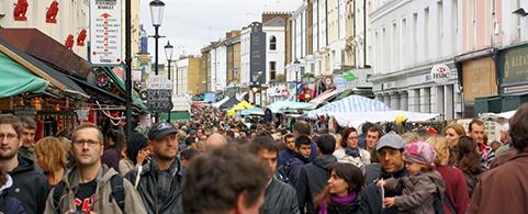 In the spotlight: Notting Hill