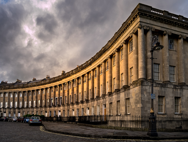 Royal Crescent by Matthew Hartley