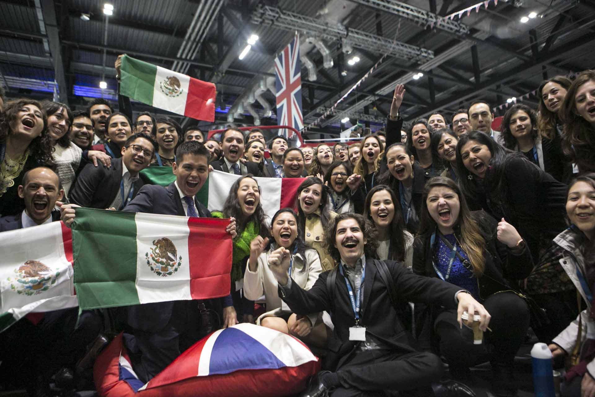 Chevening in Mexico