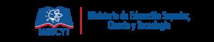 Ministerio de Educación Superior Ciencia y Tecnología logo