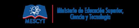 Ministerio de Educación Superior Ciencia y Tecnología