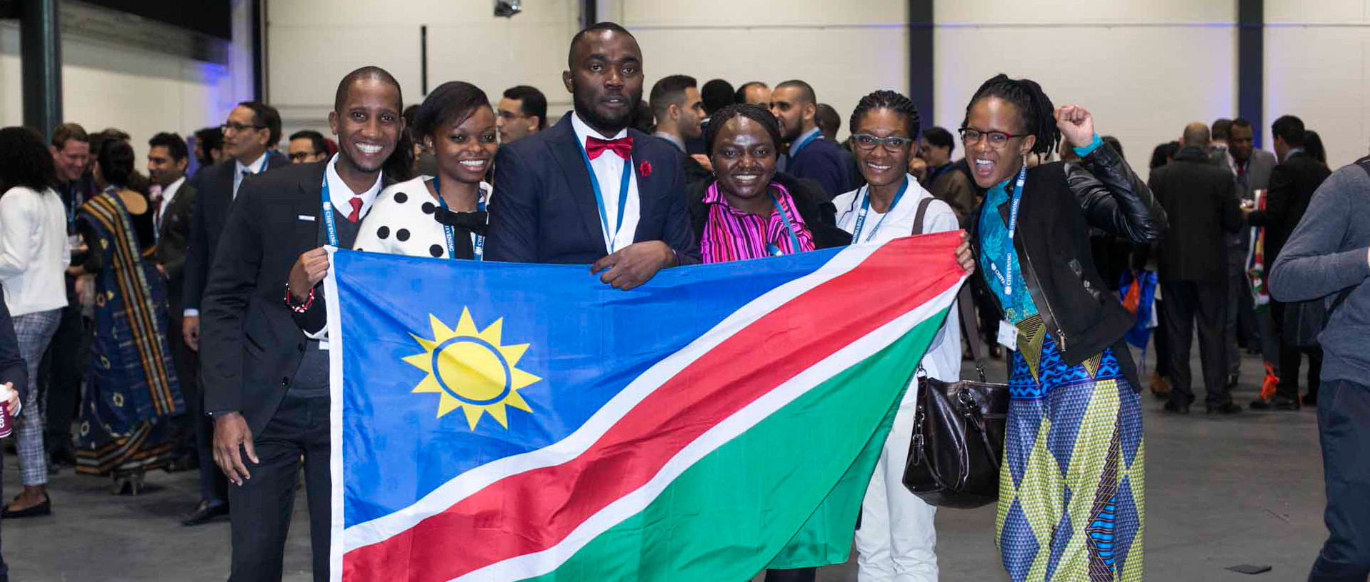 Chevening in Namibia