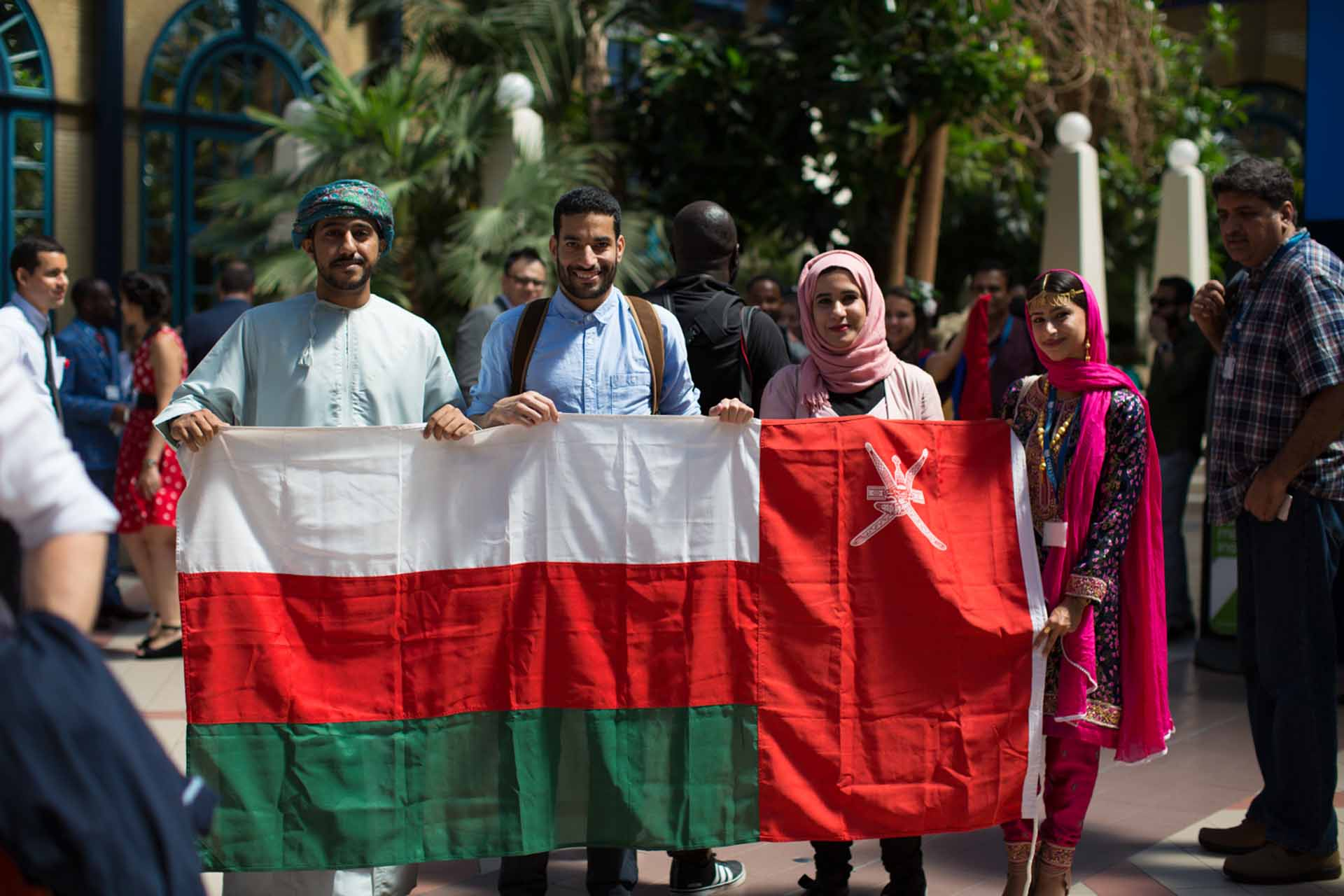 Chevening in Oman