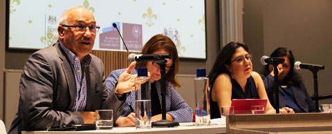 Discussing the impact of the UK charity sector: the Chevening Lecture Series
