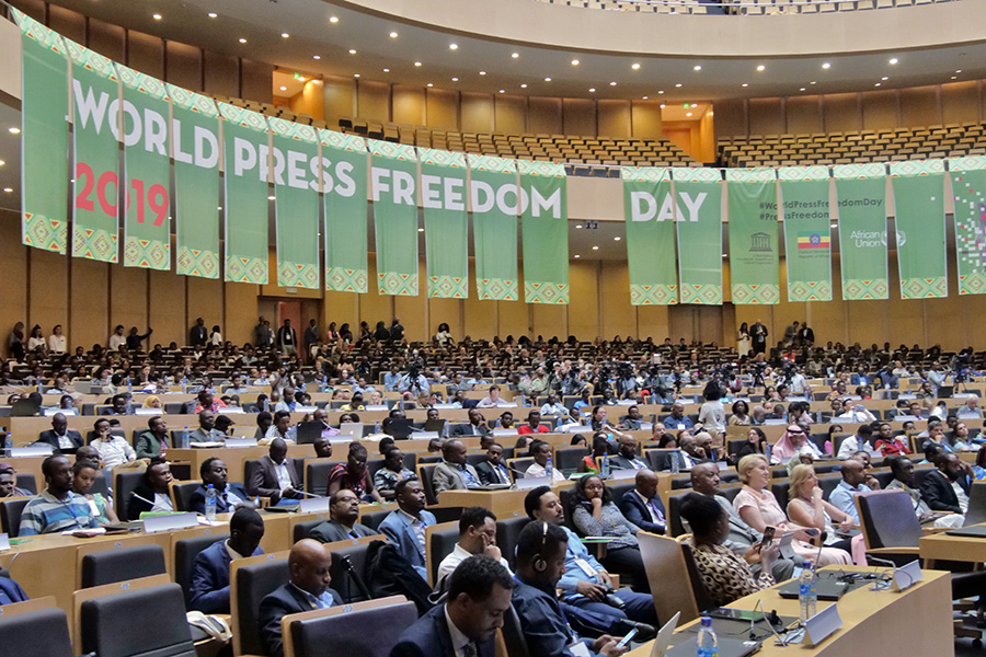 World Press Freedom Day 2019, Ethiopia