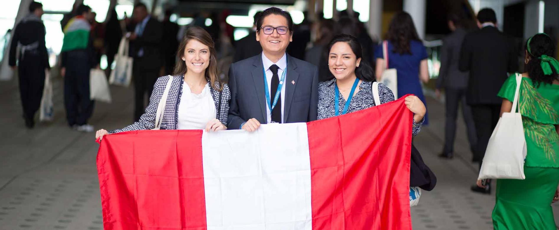 Chevening in Peru