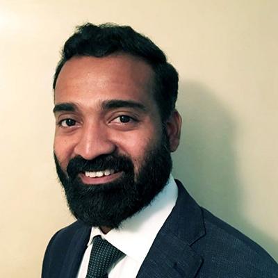 Rajamanohar Somasundaram headshot