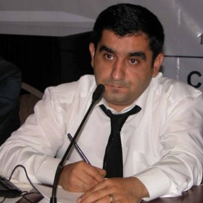 Ramil Iskandarli headshot