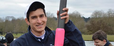 Arturo joins prestigious list of rowers