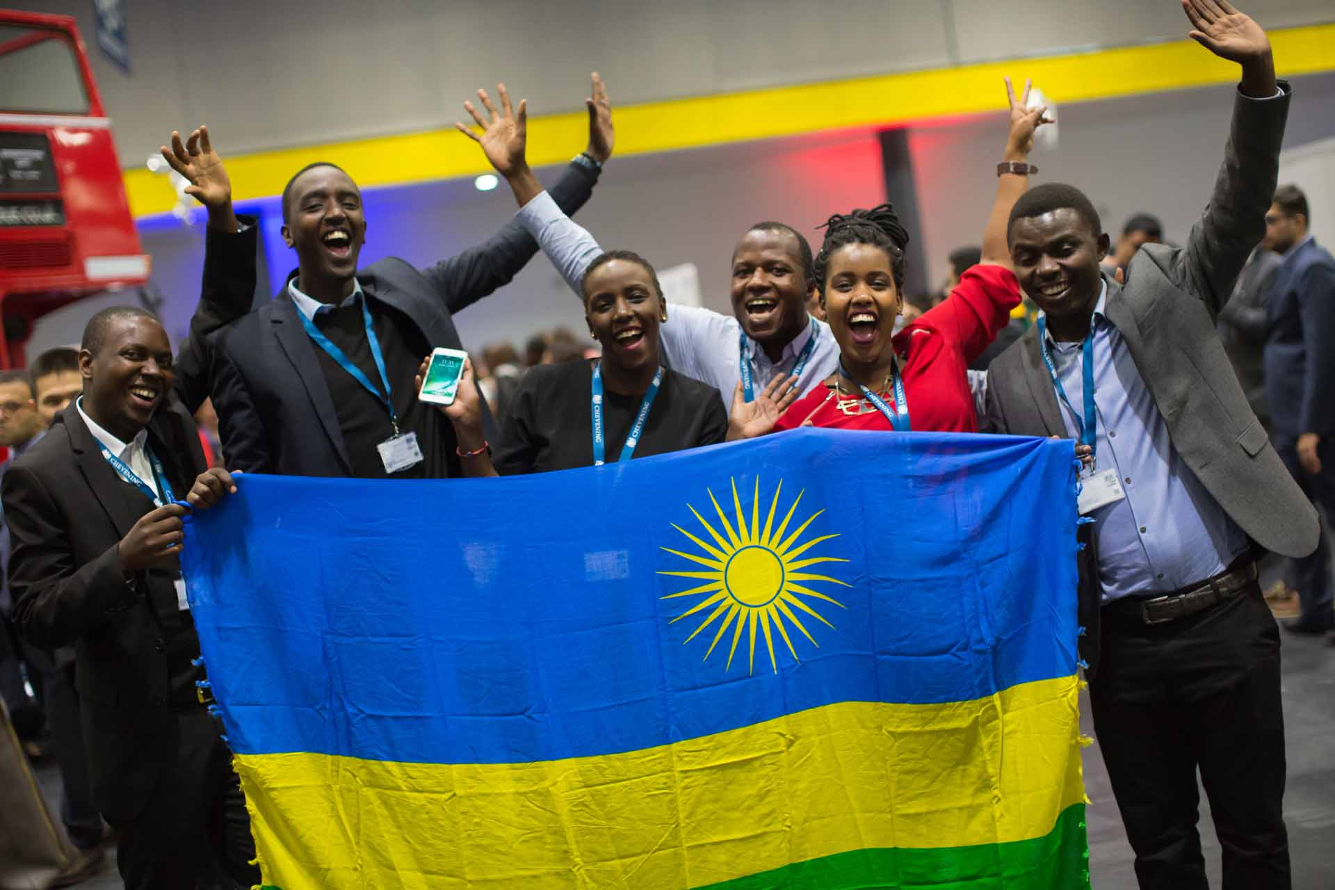 Chevening in Rwanda