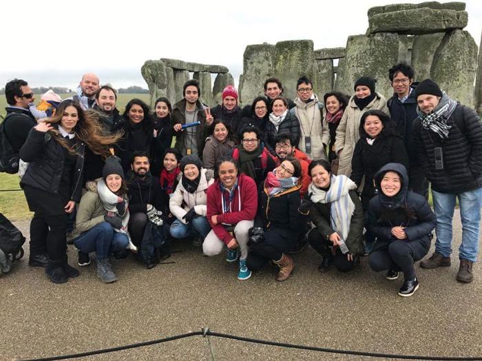 Stonehenge scholars