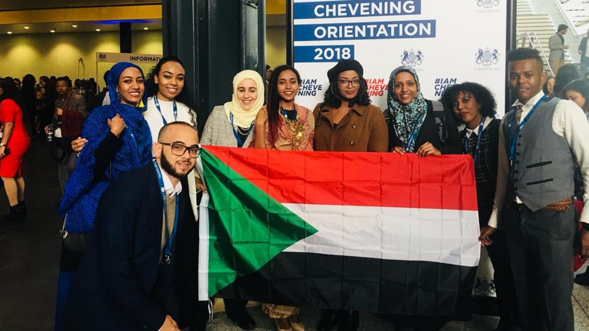 Chevening in Sudan