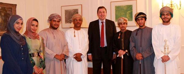 Chevening Scholarships to be relaunched in Oman