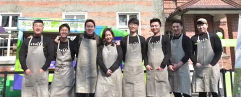 Korean alumni raise funds to address global food crisis