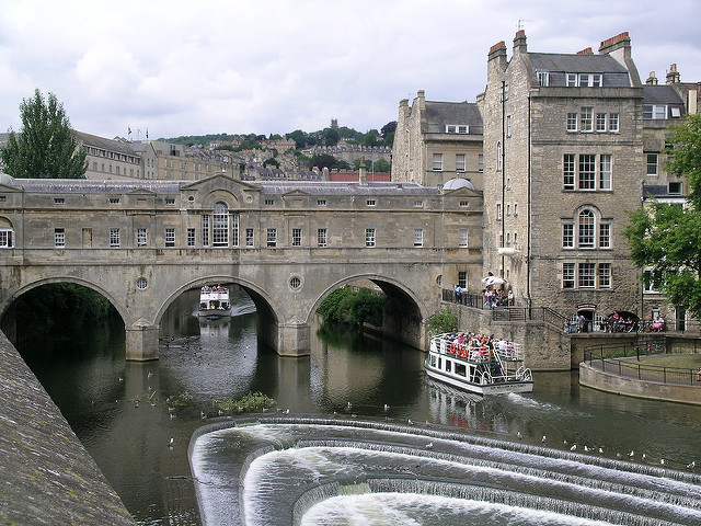 Pulteney Bridge by Uli Harder
