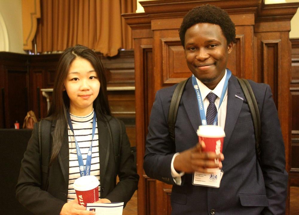 Sarabe Chan and Chimwemwe Manyozo