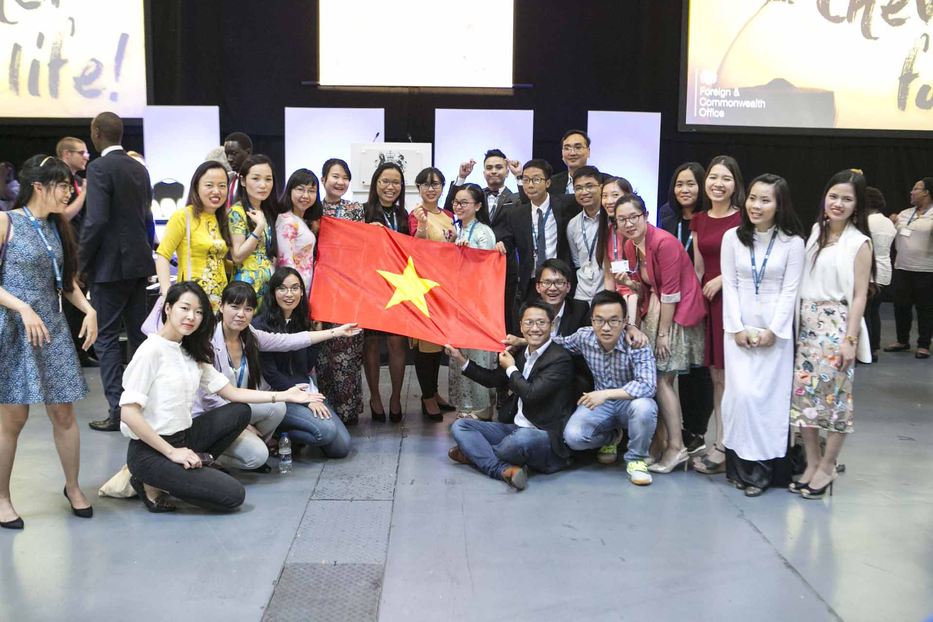 Chevening in Vietnam