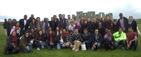 Visit to Stonehenge leaves me with lifelong memories