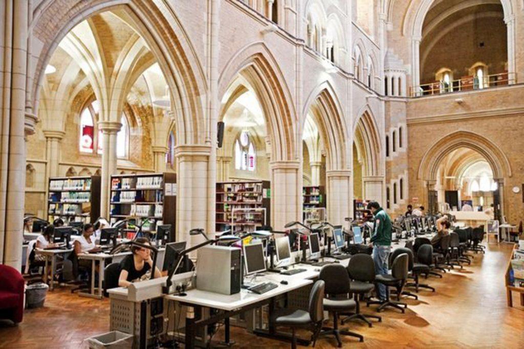 Whitechapel Library at QMUL