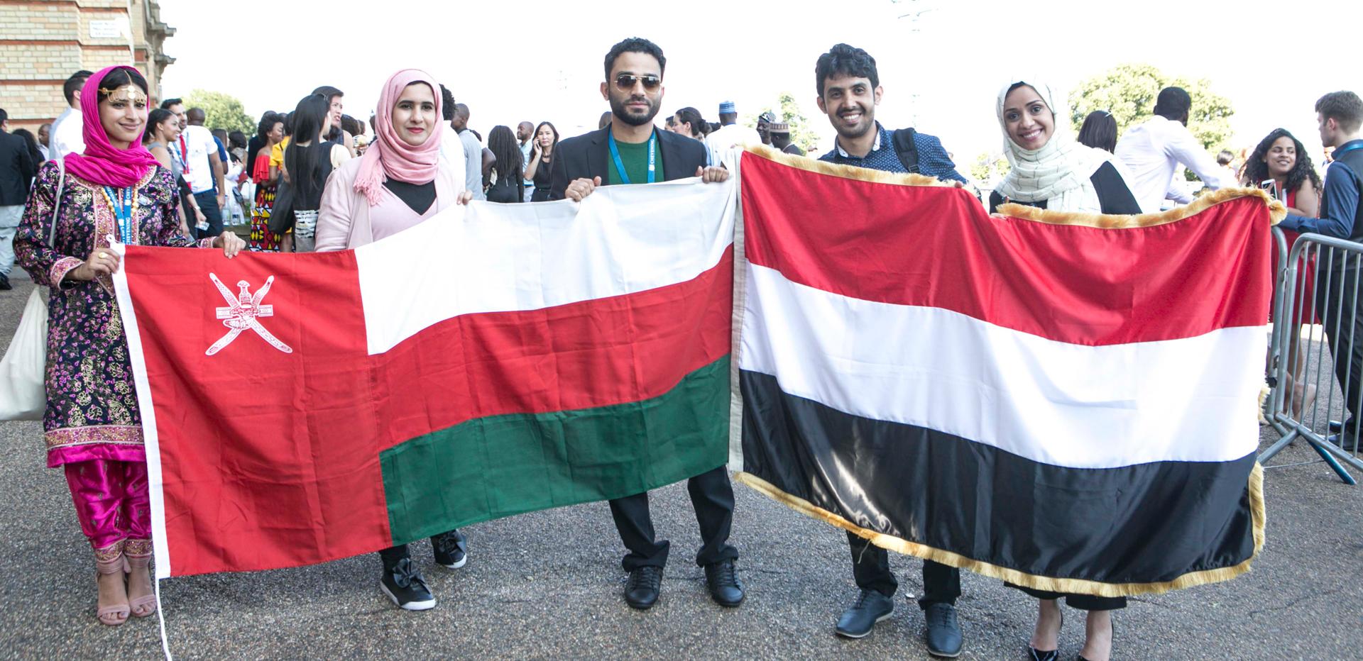 Chevening in Yemen