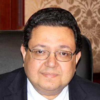 Ziad Bahaa-Eldin headshot