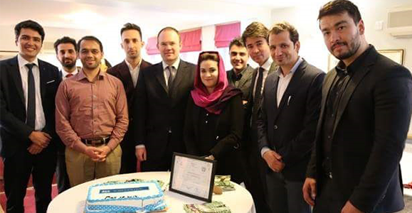 Chevening Alumni in Afghanistan launch official network