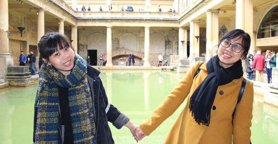 Take a Self-Guided Walking Tour of Bath