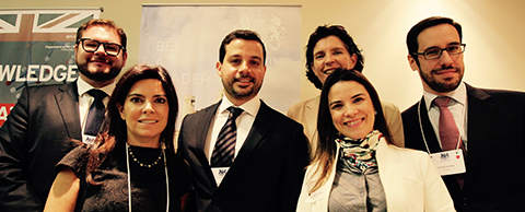 Alumni in Sao Paolo launch Chevening Legal and Human Rights Network