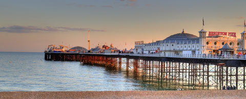 City in the spotlight: Brighton