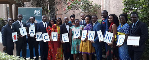 Cheveners in Cameroon pay it forward