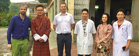 Alumna brings the benefits of her Chevening Scholarship to Bhutan's Health Care system