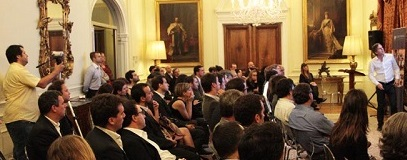Argentine leaders share their leadership experience at the third annual Chevening TALKS event