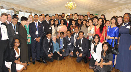 Inaugural Chevening Fellows Dinner brings fellows to the House of Commons