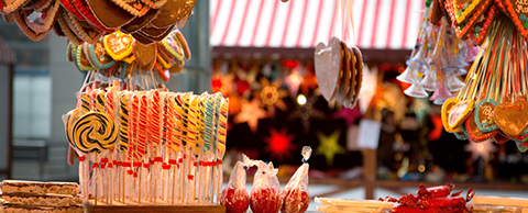 Five of the UK's best Christmas markets