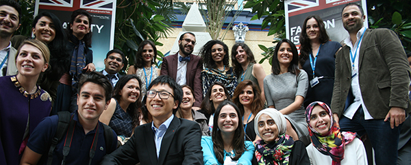 2014/2015 Scholars say goodbye to Chevening