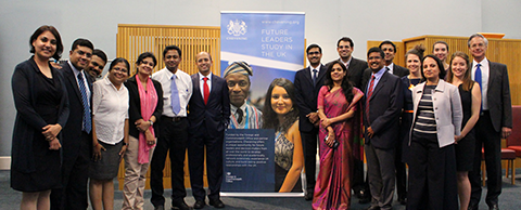 Chevening/Gurukul Fellows to contribute to positive India-UK relations