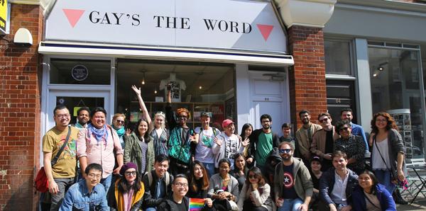 Scholar organises Chevening's first ever LGBT event