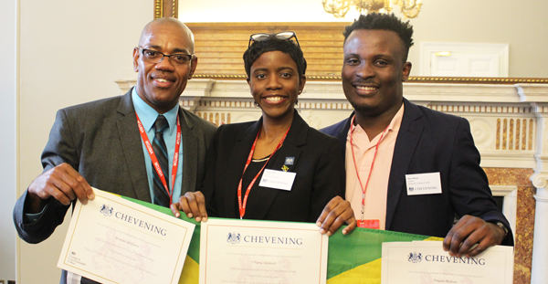 Scholar volunteers break Chevening records
