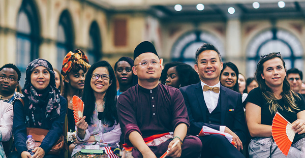 Global Alumni network hits 50,000 at Farewell