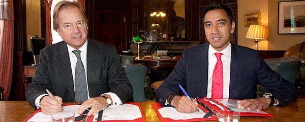 FCO and GSK announce Chevening Partnership