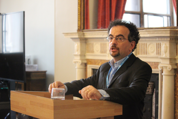 Jon Benjamin, Director of the Diplomatic Academy at the FCO