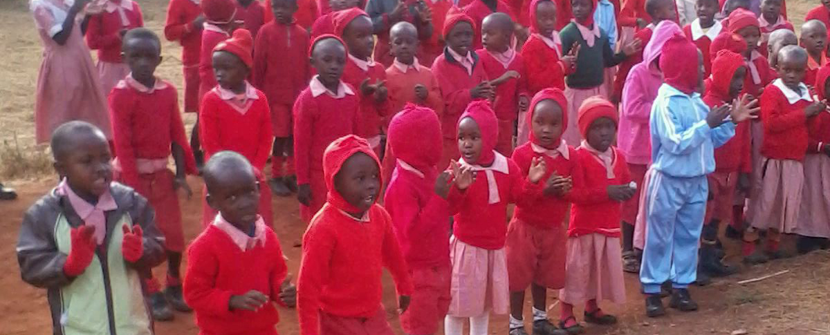 Building a Kenyan future, one classroom at a time